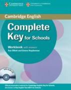 Cover-Bild zu McKeegan, David: Complete Key for Schools. Student's Pack with Answers