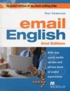 Cover-Bild zu Email English 2nd Edition Book - Paperback von Emmerson, Paul