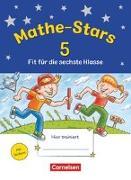 Cover-Bild zu Mathe-Stars, Fit für die nächste Klasse, Fit für die 6. Klasse, Übungsheft, Mit Lösungen von Eiband, Barbara