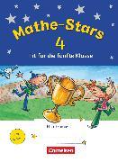 Cover-Bild zu Mathe-Stars, Fit für die nächste Klasse, Fit für die 5. Klasse, Übungsheft, Mit Lösungen von Kobr, Stefan