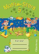 Cover-Bild zu Mathe-Stars, Regelkurs, 5. Schuljahr, Übungsheft, Mit Lösungen von Hatt, Werner