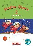 Cover-Bild zu Mathe-Stars, Grundwissen - BOOKii-Ausgabe, 2. Schuljahr, Übungsheft, Mit Lösungen von Hatt, Werner