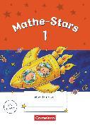 Cover-Bild zu Mathe-Stars, Regelkurs, 1. Schuljahr, Übungsheft, Mit Lösungen von Hatt, Werner