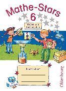 Cover-Bild zu Mathe-Stars, Knobel- und Sachaufgaben, 6. Schuljahr, Übungsheft, Mit Lösungen von Hatt, Werner