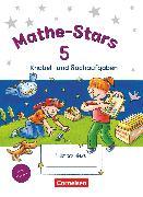 Cover-Bild zu Mathe-Stars, Knobel- und Sachaufgaben, 5. Schuljahr, Übungsheft, Mit Lösungen von Hatt, Werner