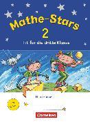 Cover-Bild zu Mathe-Stars, Fit für die nächste Klasse, Fit für die 3. Klasse, Übungsheft, Mit Lösungen von Eiband, Barbara