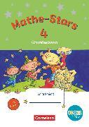 Cover-Bild zu Mathe-Stars, Grundwissen - BOOKii-Ausgabe, 4. Schuljahr, Übungsheft, Mit Lösungen von Hatt, Werner