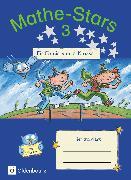 Cover-Bild zu Mathe-Stars, Fit für die nächste Klasse, Fit für die 4. Klasse, Übungsheft, Mit Lösungen von Kobr, Stefan