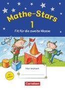 Cover-Bild zu Mathe-Stars, Fit für die nächste Klasse, Fit für die 2. Klasse, Übungsheft, Mit Lösungen von Eiband, Barbara