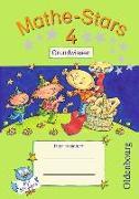 Cover-Bild zu Mathe-Stars, Grundwissen, 4. Schuljahr, Übungsheft, Mit Lösungen von Hatt, Werner