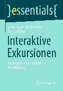 Cover-Bild zu Interaktive Exkursionen (eBook) von Weber, Florian