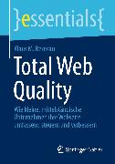 Cover-Bild zu Total Web Quality (eBook) von Bernsau, Klaus M.