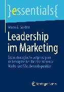 Cover-Bild zu Leadership im Marketing (eBook) von Gardini, Marco A.