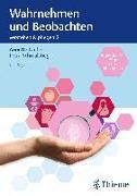 Cover-Bild zu Band 2: Wahrnehmen und Beobachten von Lauber, Annette (Hrsg.)