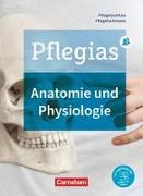 Cover-Bild zu Pflegias, Generalistische Pflegeausbildung, Zu allen Bänden, Anatomie und Physiologie, Fachbuch von Pohl-Neidhöfer, Maria