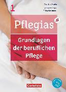 Cover-Bild zu Pflegias, Generalistische Pflegeausbildung, Band 1, Grundlagen der beruflichen Pflege, Pflegefachfrauen/-männer, Fachbuch, Mit PagePlayer-App von Altmeppen, Thomas