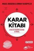 Cover-Bild zu Karar Kitabi von Krogerus, Mikael