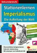 Cover-Bild zu Stationenlernen Imperialismus (eBook) von Schreiner, Kurt