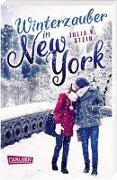 Cover-Bild zu Winterzauber in New York von Stein, Julia K.