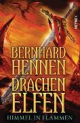 Cover-Bild zu Drachenelfen - Himmel in Flammen von Hennen, Bernhard