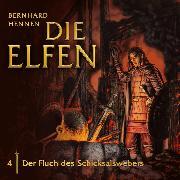 Cover-Bild zu 04: Der Fluch des Schicksalswebers (Audio Download) von Hennen, Bernhard