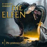 Cover-Bild zu 06: Die goldenen Pfade (Audio Download) von Hennen, Bernhard