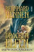 Cover-Bild zu Drachenelfen - Die Windgängerin von Hennen, Bernhard
