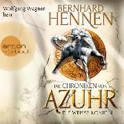 Cover-Bild zu Die Weiße Königin - Die Chroniken von Azuhr, (Ungekürzte Lesung) (Audio Download) von Hennen, Bernhard