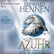 Cover-Bild zu Der Verfluchte - Die Chroniken von Azuhr, (Ungekürzte Lesung) (Audio Download) von Hennen, Bernhard