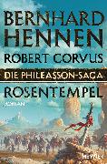Cover-Bild zu Die Phileasson-Saga - Rosentempel (eBook) von Hennen, Bernhard