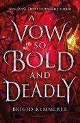 Cover-Bild zu A Vow So Bold and Deadly (eBook) von Kemmerer, Brigid