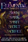 Cover-Bild zu The Complete Elemental Series Bundle (eBook) von Kemmerer, Brigid
