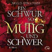 Cover-Bild zu Ein Schwur so mutig und schwer - Emberfall, (Ungekürzt) (Audio Download) von Kemmerer, Brigid