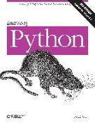 Cover-Bild zu Learning Python 5ed