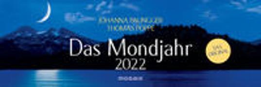 Cover-Bild zu Das Mondjahr 2022 von Paungger, Johanna