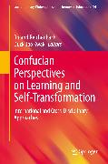 Cover-Bild zu Confucian Perspectives on Learning and Self-Transformation (eBook) von Reichenbach, Roland (Hrsg.)