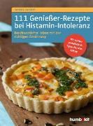 Cover-Bild zu 111 Genießer-Rezepte bei Histamin-Intoleranz (eBook) von Mainzer, Daniela