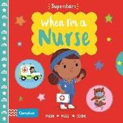 Cover-Bild zu When I'm a Nurse von Books, Campbell
