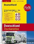 Cover-Bild zu Falk Truckeratlas. 1:150'000