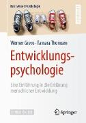 Cover-Bild zu Entwicklungspsychologie von Greve, Werner