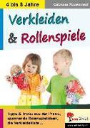 Cover-Bild zu Verkleiden & Rollenspiele (eBook) von Rosenwald, Gabriela