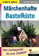 Cover-Bild zu Märchenhafte Bastelkiste (eBook) von Rosenwald, Gabriela
