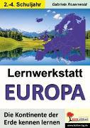 Cover-Bild zu Lernwerkstatt EUROPA (eBook) von Rosenwald, Gabriela