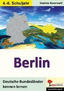 Cover-Bild zu Berlin (eBook) von Rosenwald, Gabriela