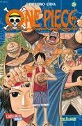 Cover-Bild zu One Piece, Band 24 von Oda, Eiichiro
