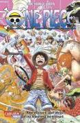 Cover-Bild zu One Piece, Band 62 von Oda, Eiichiro