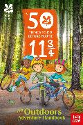 Cover-Bild zu National Trust: 50 Things To Do Before You're 11 3/4 von Nosy Crow