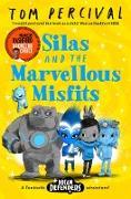 Cover-Bild zu Silas and the Marvellous Misfits (eBook) von Percival, Tom