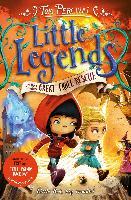 Cover-Bild zu Little Legends 2: The Great Troll Rescue (eBook) von Percival, Tom