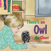 Cover-Bild zu There'S an Owl in the Closet (eBook) von Walchle, Donna I. Douglas